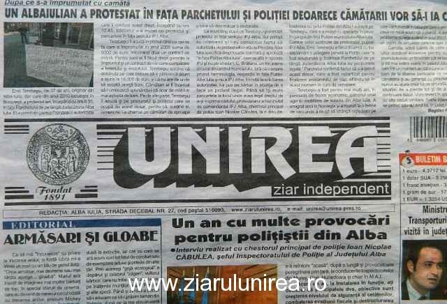 Cum să ajungi la Ziarul Unirea în Alba Iulia folosind Autobuz   Moovit