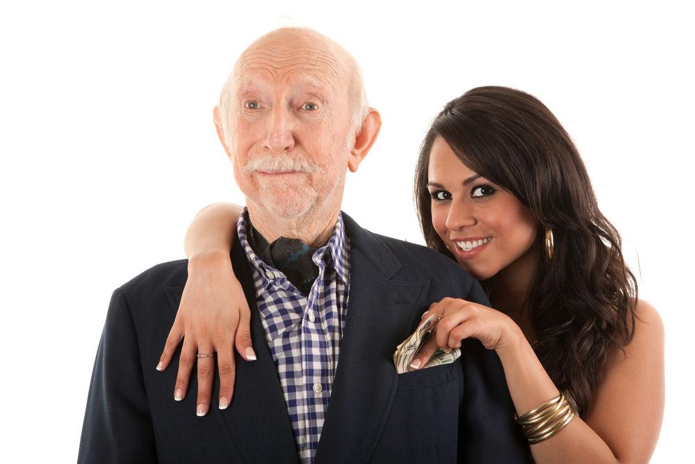 căutând bărbați mai în vârstă
